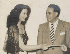 RARE Photo MOVIE Actress La Doña MARIA FELIX Mexico 50s (06/12/2011)