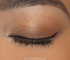 Natural eyes makeup-looks-my-summer-project