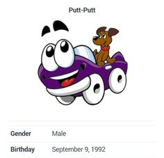 Yesterday was Putt-Putts birthday! (x-post /r/memes)
