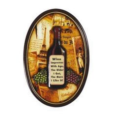 Pub Sign - Wine Improves With Age https://www.studio9furniture.com/entertain/bar-decor/wall-decor/pub-sign-wine-improves-with-age  This pub sign have surely revealed the truth about wine and --- you. Perfect for wall decoration.