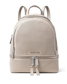 MICHAEL MICHAEL KORS Michael Michael Kors. #michaelmichaelkors #bags #leather #backpacks #cotton #