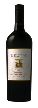 Newton Unfiltered Cabernet--Special occasions