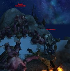 Don't talk to me or my hill son again. #worldofwarcraft #blizzard #Hearthstone #wow #Warcraft #BlizzardCS #gaming