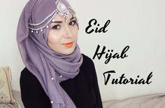 Outfits: What & How To Wear Hijab For Eid ul-Fitr 2015 - hijabiworld Muslim Fashion, Modest Fashion, Hijab Fashion, Modest Clothing, Outfits 2014, Eid Outfits, How To Wear Headbands, How To Wear Scarves, Hijab Outfit