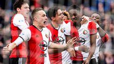Koploper Feyenoord wint Eredivisietopper tegen PSV   NU - Het laatste nieuws het eerst op NU.nl