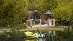 13 Amazing Treehouse Holidays With a Hot Tub in the UK [2021] Beautiful Places To Visit, Beautiful Beaches, Woolacombe Beach, Devon Coast, Seaside Village, Seaside Resort, Adventure Activities, Isle Of Wight, Days Out