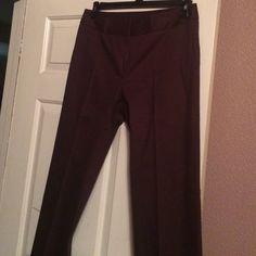 Wine anyone!!  Comfortable fit pants Wine anyone-beautiful wine colored pants  DKNY Pants Straight Leg