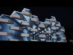 Mapping UEFA - Trafalgar Square, London - Official - YouTube
