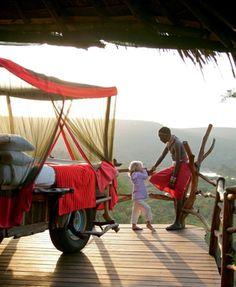 Good looking getaways - Kiboko Starbeds @ Loisaba Wilderness, Laikipia, Kenya  www.loisaba.com