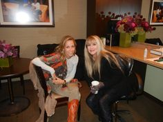 Stevie Nicks with Sheryl Crow