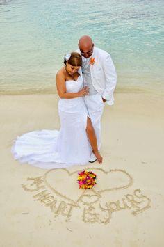 Jamaica Wedding @ Sandal's Montego Bay. | Destination Wedding