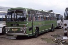 Original Bus Colour Slide of Southdown 1336 at Liverpool Skelhorn St. | eBay