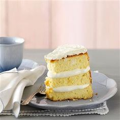 Orange Cream Chiffon Cake Recipe