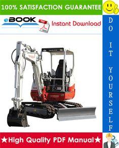 Terex TC16 Excavator | Backyard | Mini excavator, Heavy equipment