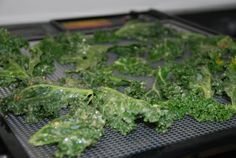 Kale chips | The primal recipe archive
