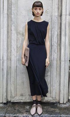 Filippa k long dress batik