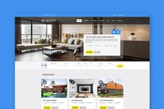 Sweethome- Real Estate HTML Template by ThemeShop on @creativemarket
