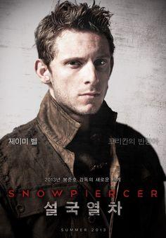 Snowpiercer Character Poster: Jamie Bell