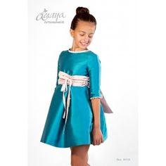 Vestido de arras y ceremonia de niña, AMAYA 2015 NUEVA COLECCIÓN CAPSULA…
