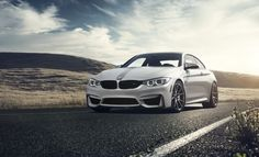 BMW F82 M4 - Vorsteiner V-FF 106 Flow Forged Wheels