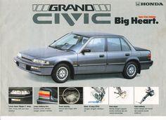 1990 Honda Grand Civic