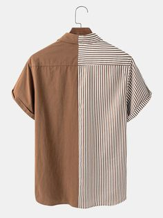 Korean Casual Outfits, Chic Outfits, Best Casual Shirts, Desire Clothing, Mens Designer Shirts, Half Shirts, Urban Fashion, Latest Fashion, Fashion Trends