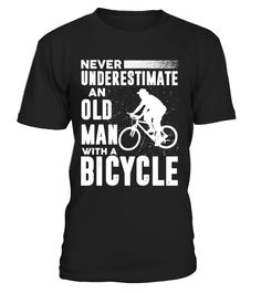 "# Old Man With A Bicycle. .  Special Offer, not available in shops** Print on back side: >>  https://www.teezily.com/ccodb** Refer more shirts here: >> https://www.teezily.com/stores/ccshirts      Comes in a variety of styles and colours      Buy yours now before it is too late!      Secured payment via Visa / Mastercard / Amex / PayPal / iDeal      How to place an order            Choose the model from the drop-down menu      Click on ""Buy it now""      Choose the size and the quantity…"