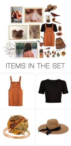 """sitting on wooden docks with friends"" by selini-77 ❤ liked on Polyvore featuring art"