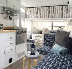 Creative And Genius Camper Remodel And Renovation Ideas You Can Apply Right Now (Tips 02)
