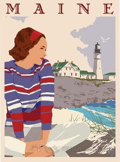 Richard Weiss, Travel Poster, United States, 2011