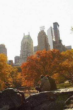 I just loved Central Park and New York City! Urban News, Romantic Table Setting, Autumn Nature, City That Never Sleeps, People Sitting, Central Park, Pretty Pictures, Day Trips, Monument Valley