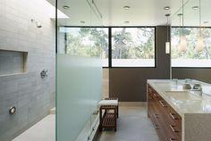 Badezimmerdesign: 100 Moderne Badezimmer