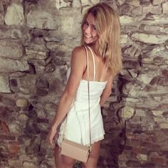 Giorgi came back to shape toward the begin of the grass court season. Sport Tennis, Play Tennis, Camila Giorgi, Tennis Players Female, Tennis Stars, Hollywood Celebrities, Camisole Top, Lady, Hd Images