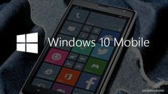 Windows 10 Mobile build 10549 known issues