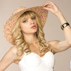Chapeaux femme Rose taille 0, achat en ligne Chapeaux femme sur MODATOI