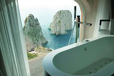 Small Luxury Hotels Capri | Hotel Punta Tragara - Photo Gallery