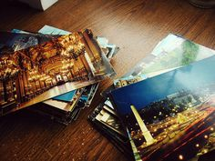 French Postcards by rocketcandy, via Flickr