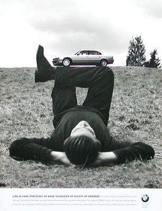 Rodney Smith BMW Ad