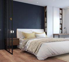 Bedroom on Behance. #Bedroom #decoration
