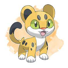Sherruff by kimchikat on DeviantArt Brock Pokemon, Pokemon Show, Pokemon Fake, Pokemon Funny, Pokemon Fan Art, Cute Pokemon, Pokemon Pokedex, Evoluções Eevee, Pokemon Fusion