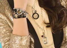 Origami Owl Holiday 2014 - create your layered look! www.jchrisman.origamiowl.com