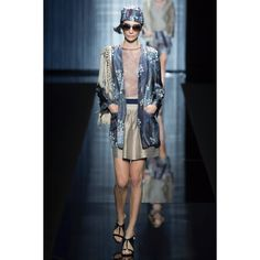 Giorgio Armani  #VogueRussia #readytowear #rtw #springsummer2017 #GiorgioArmani #VogueCollections