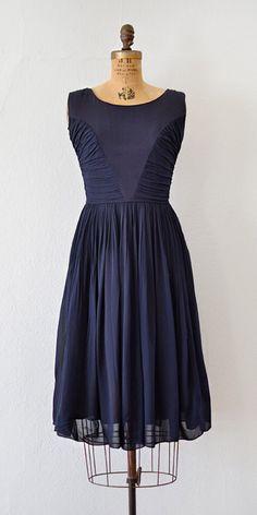 vintage 1950s dress | Port Blakely Dress | Adored Vintage
