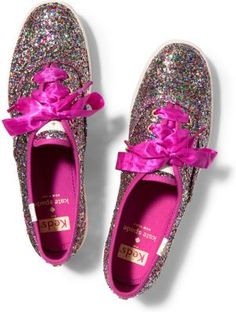 keds x kate spade new york champion sequin stripe