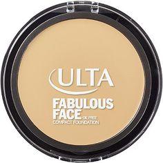 ULTA Fabulous Face Compact Foundation Natural Buff