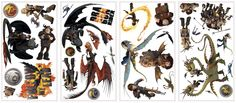 how to train your dragon decal - Google Search