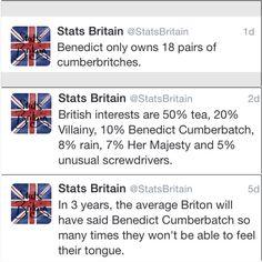 "miscellaynee: ""Oh Stats Britain… """