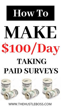 Looking for passive income ideas to make you money while you sleep or on vacation? Here are passive income ideas you can start today to earn money from home. Earning passive income online is the best way to make money online and these income streams will help you to earn residual income. #PassiveIncomeIdeas #PassiveIncomeSteams #PassiveIncome #IncreaseIncome #SideMoney #IncomeIdeas #ResidualIncome #PassiveIncomeOnline #EarnMoneyFromHome #WorkFromHome #ExtraMoneyIdeas Online Surveys For Money, Paid Surveys, Earn Money Online, Make 100 A Day, Make Easy Money, Online Work From Home, Work From Home Jobs, Money Today, Earn Money From Home