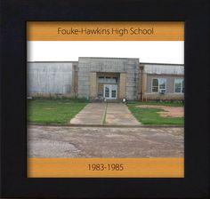 Fouke-Hawkins High School