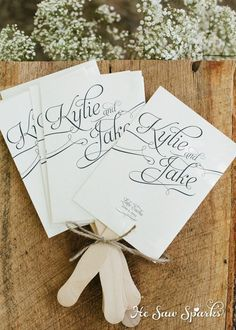 Free Wedding Program Templates and Ideas | Team Wedding Blog
